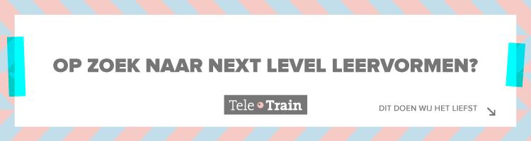 Advertentiebanner TeleTrain