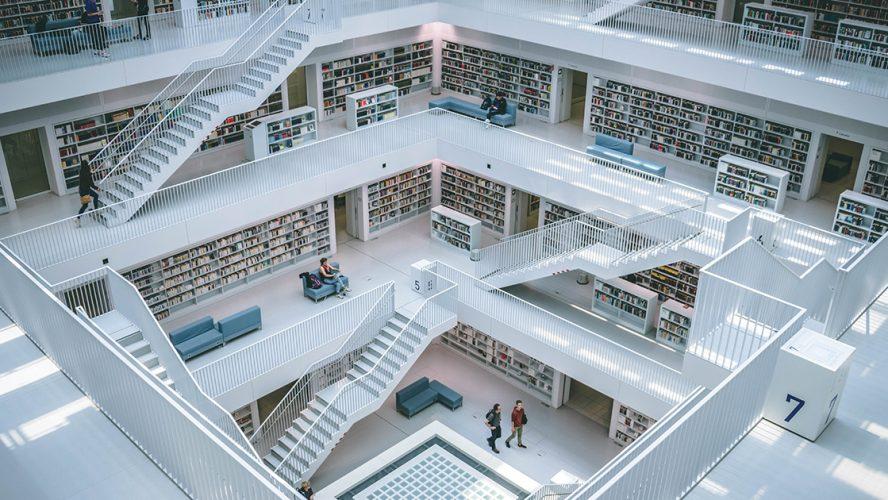 Bibliotheek Stuttgart