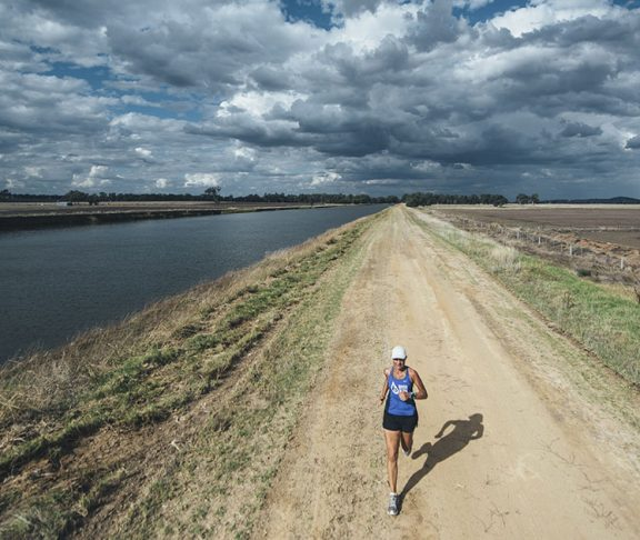 698179169b One Woman is Running 100 Marathons in 100 Days to Fight the Water ...
