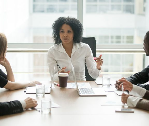 4 Key Ways To Empower Women At Work