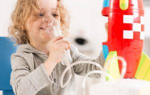 dziecko z mukowiscydozą