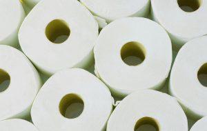 rolki papieru toaletowego