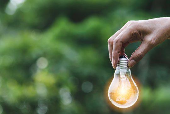 zrównoważone zużycie energii