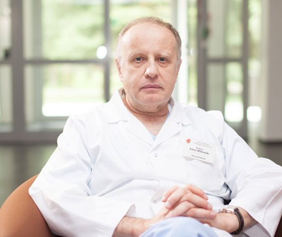 Prof. dr hab. n. med. Adam Witkowski