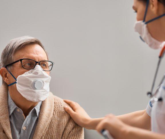 szpital w czasie pandemii