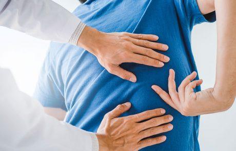 Silne i częste bóle kręgosłupa