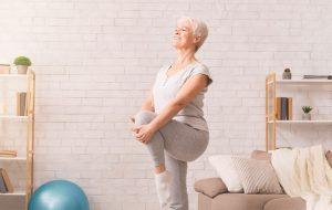 aktywnywność fizyczna senior