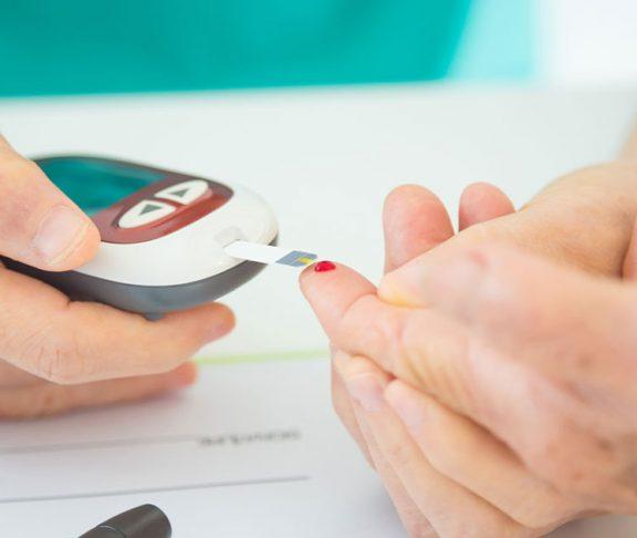 samokontrola diabetyk