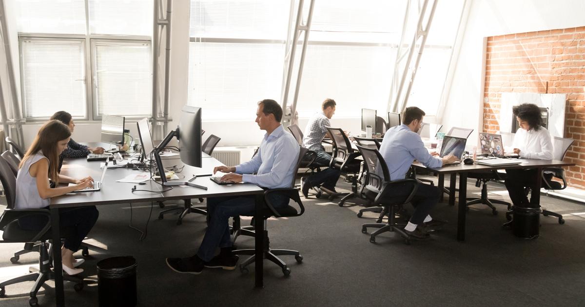 Ergonomia työturvallisuutta ja työhyvinvointia parantamassa