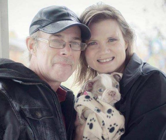 Charity and Duane Schedlosky