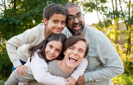 Bobby Umar and family
