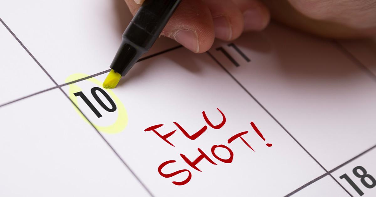 Flu Shot!
