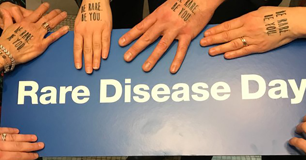 Rare Disease Day header