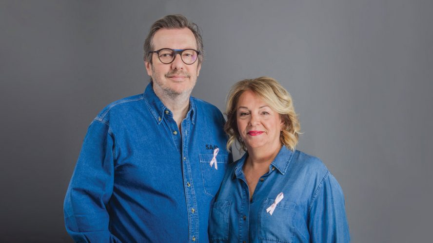 Diane Proulx-Guerrera and Salvatore Guerrera
