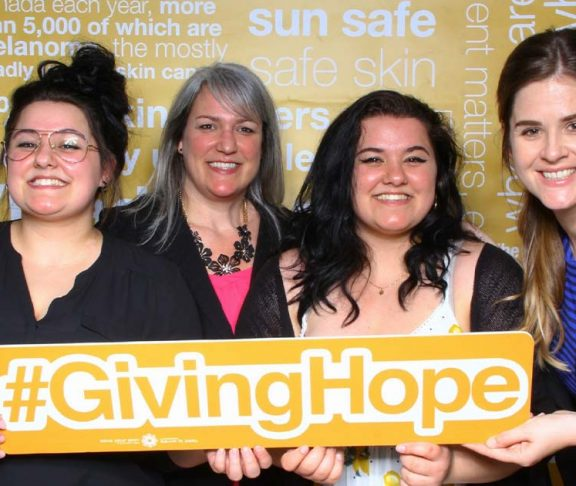 Guests at the 2019 Giving Hope Gala