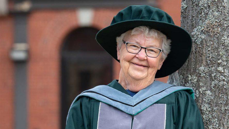 Dr. Olive Bryanton