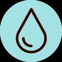 Droplet illustration