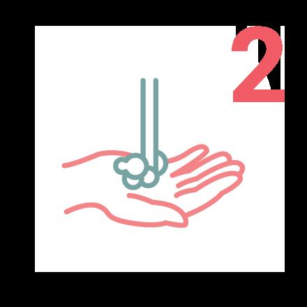 IPAC Hand Washing icons 2