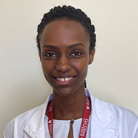 Ange Habiyambere, Clinical Manager, Bruyère