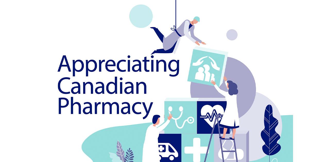 Appreciating Canadian Pharmacy