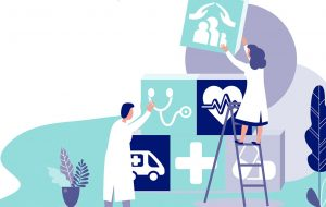 Cartoon Pharmacists