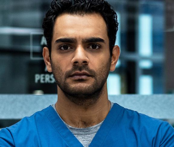 Doctor Hamza Haq