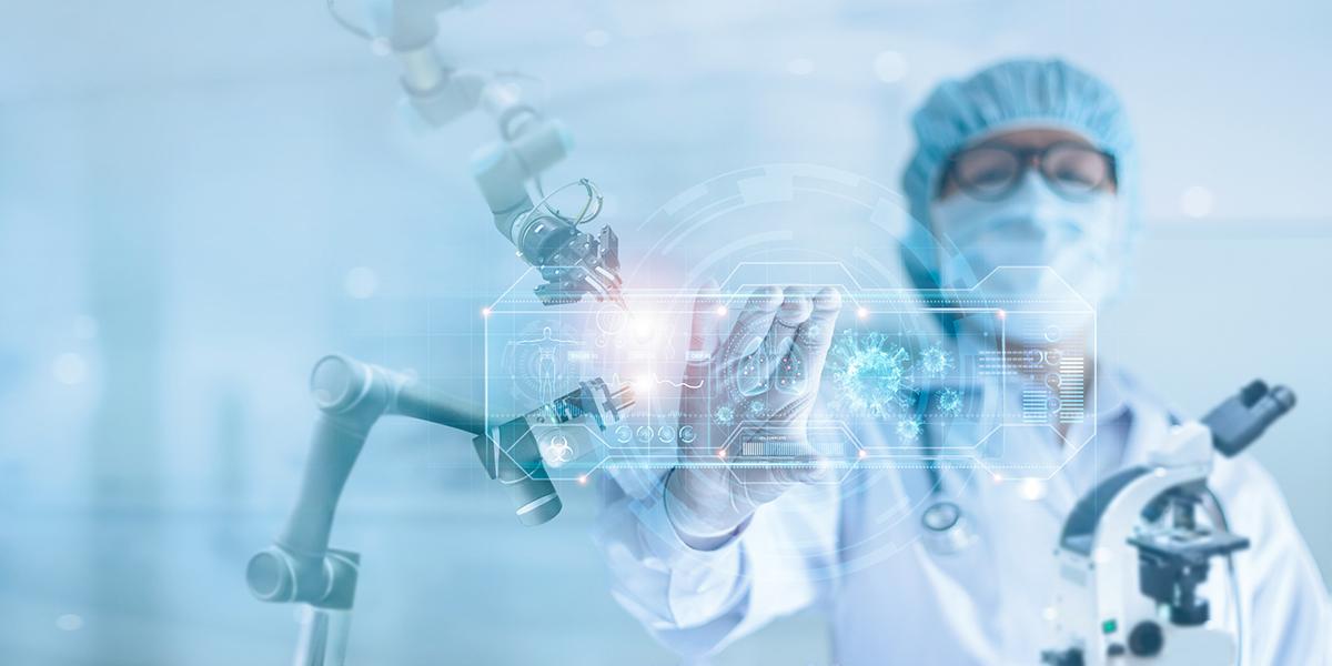 Futuristic Doctor