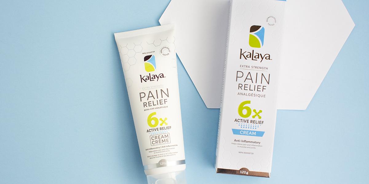 Kalaya Pain Relief Bottle