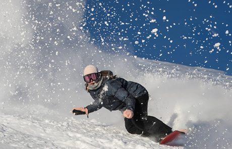 Spencer O'Brien Snowboarding