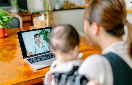 virtual doctor consultation