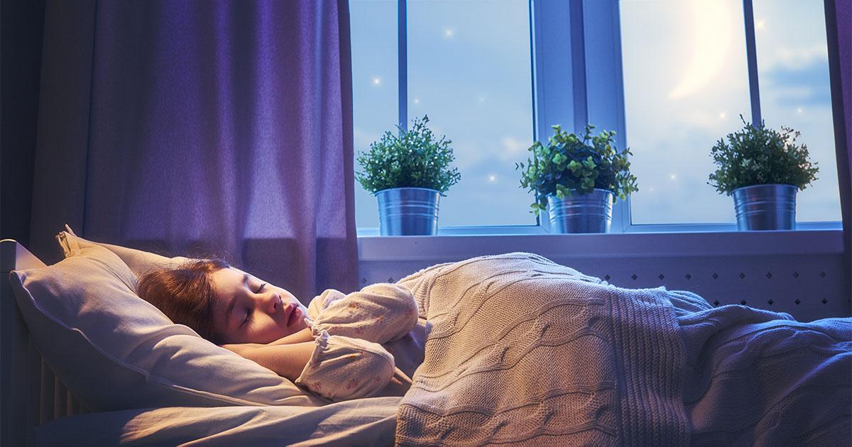 cloud b children sleeping
