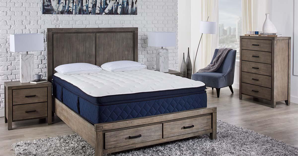 leons pillow new mattress