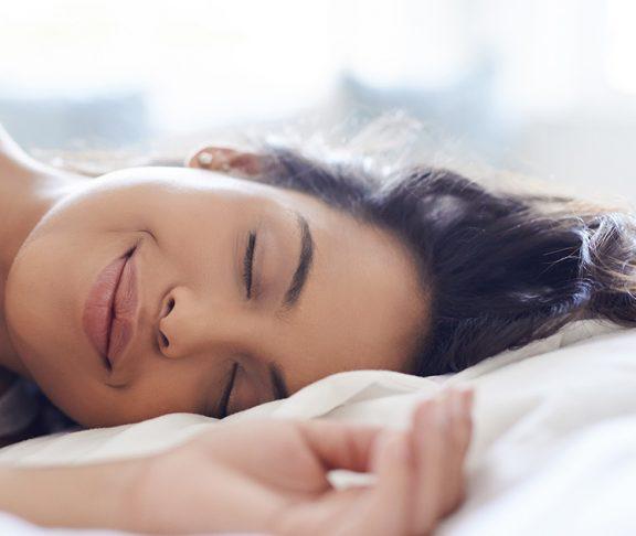 world sleep society woman sleeping