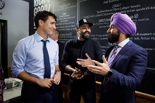 Hon. Navdeep Bains on Canada's Innovation Landscape ...