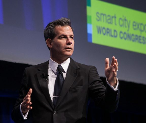Richard Florida speaking