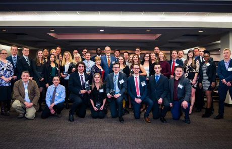 Agri-business Case Competition group photo