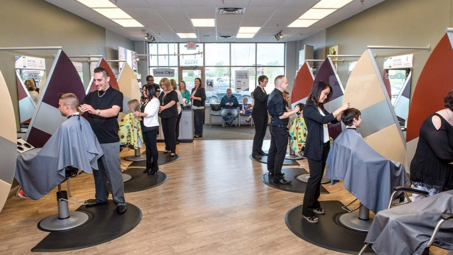 Great Clips salon in Minneapolis