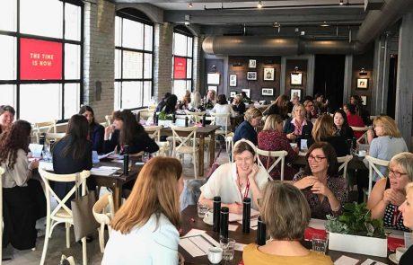The Scotiabank Women Initiative header