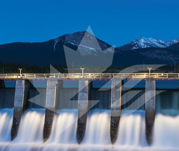 WaterPower Canada dam