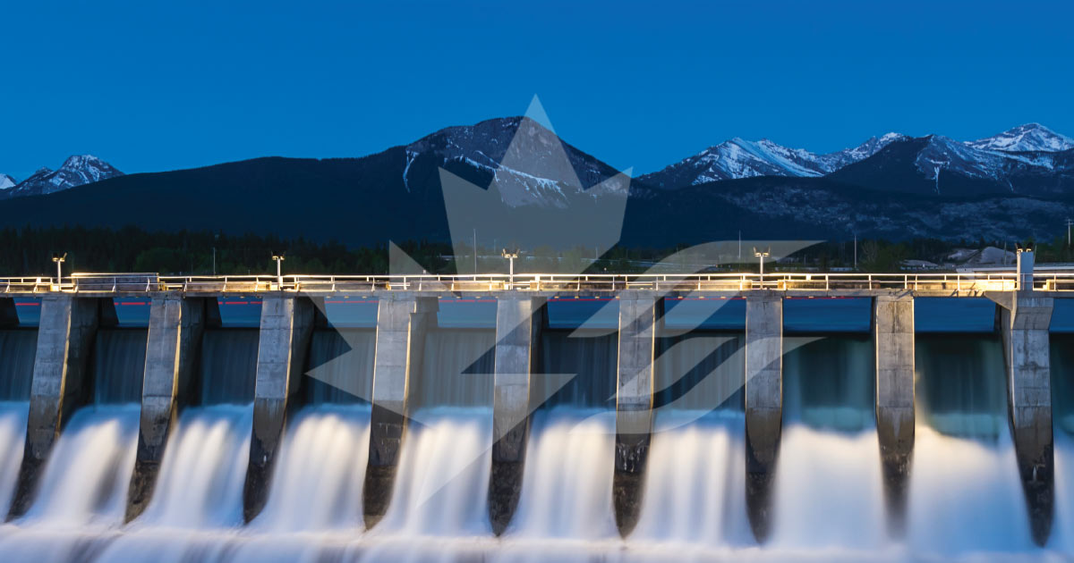 WaterPower Canada dam