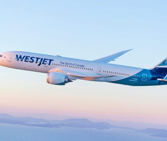 WestJet Dreamliner