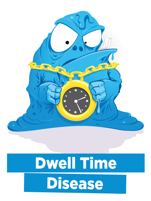 Dwell Time Disease