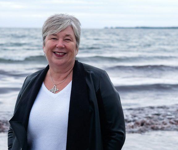 Minister Bernadette Jordan
