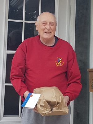 Perth Legion Veteran food delivery