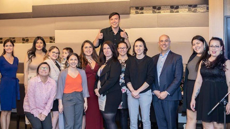 2019 Humber College Indigenous graduates