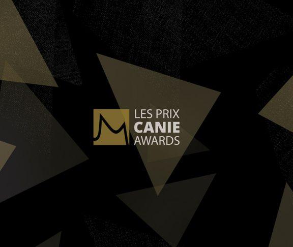 CANIE awards logo