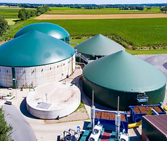 Biogas Industry, Agricultural Farm