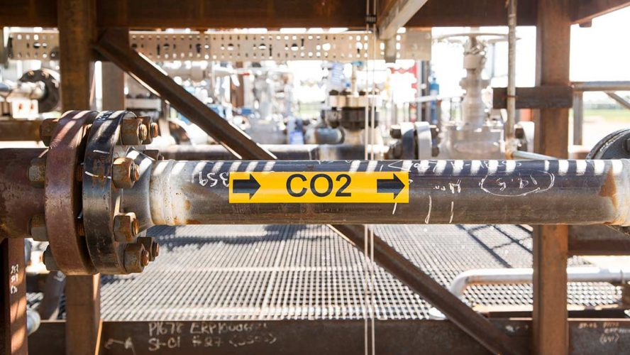 CO2 Capture Pipe