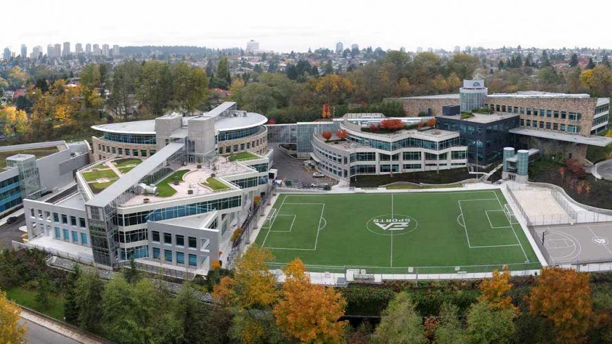 EA Sports Burnaby campus