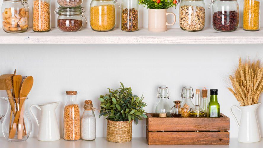 Kitchen with Zero Waste
